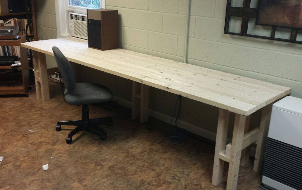 Build a Work Table