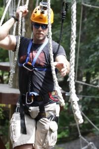 Seth on Rope