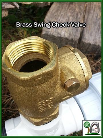 brass swing