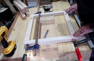 leg assemble